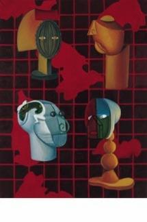Amigos jugando a la vaca