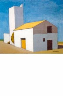 Casa con torre