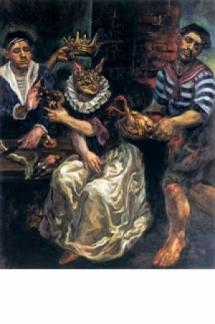 Coronación de Melchora