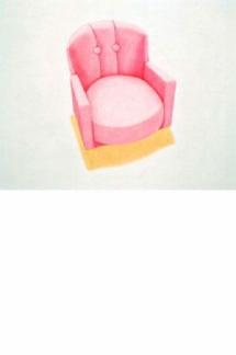 Silloncito rosa